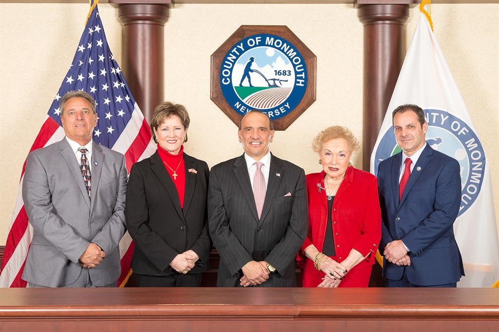 The 2020 Monmouth County Board of Chosen Freeholders