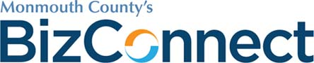 Monmouth County's BizConnect logo